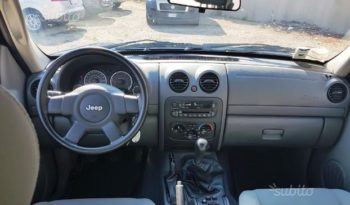 JEEP Cherokee 2.8 CRD 4X4 full