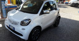 SMART FORTWO PASSION TWINAMIC
