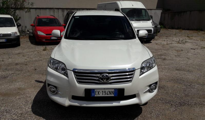 TOYOTA RAV 4 Luxuri full